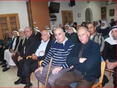 جمعية سند في زيارة لبيت المسن في باقة الغربية