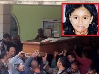 تشييع جثمان الطفلة بيان غول من معاوية