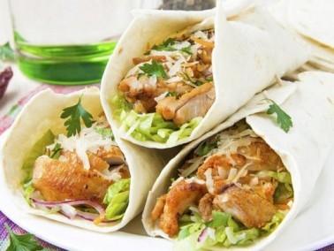 تذوقوا فاهيتا الدجاج على طريقة مطبخ العرب.نت