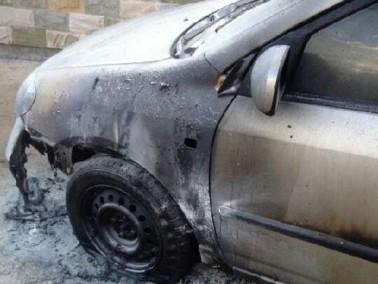 ساجور:إضرام النيران بشكل متعمد بثلاث مركبات