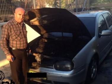 نهاد مصطفى من ساجور:حرقوا سيارتي على خلفية سياسية