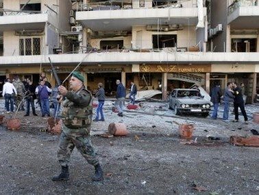 انفجار في جنوب بيروت وانباء عن 4 قتلى