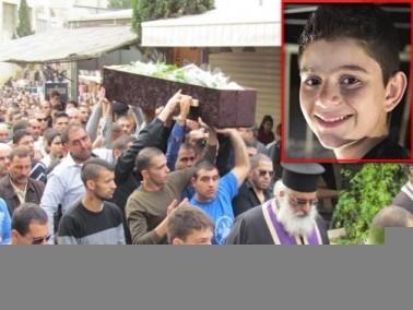الناصرة:المئات في تشييع جثمان المرحوم جوزيف مقلشي
