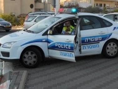 اصابة شخصين في حادث طرق قرب بيسان