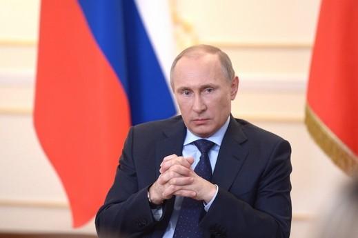 بوتين يدعو لحل دبلوماسي للأزمة الأوكرانية