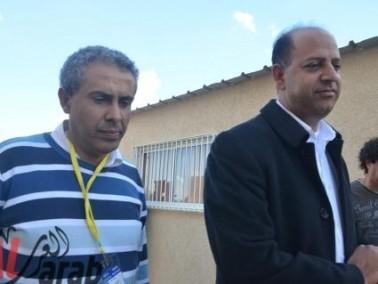 وفد من وزارة الداخلية يتفقد سير عملية الإنتخابات