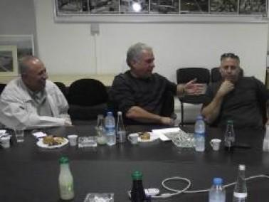 اجتماع في اكسال لرؤساء سلطات محلية