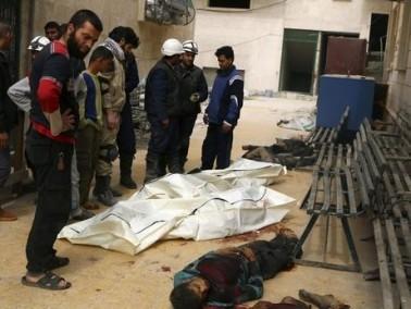 مقتل أطفال في قصف بحماة واستمرار الاشتباكات