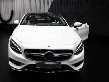 بالصور:مرسيدس بنز الفئة S كوبيه سيارة بمفهوم أخر