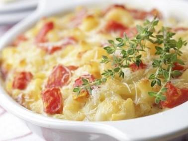 لفطور لذيذ وسهل التحضير: طبق الخضروات بالباشاميل