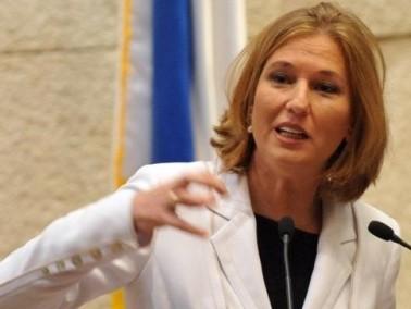 ليفني تؤكد: اسرائيل لن تفرج عن الدفعة الرابعة
