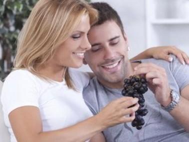 العنب يحمي صحة قلب المصابين بالمتلازمة الأيضية