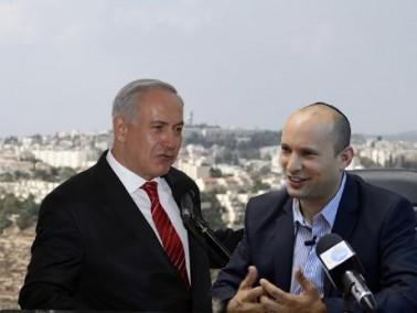 بينيت يطالب نتنياهو بضم الكتل الاستيطانية