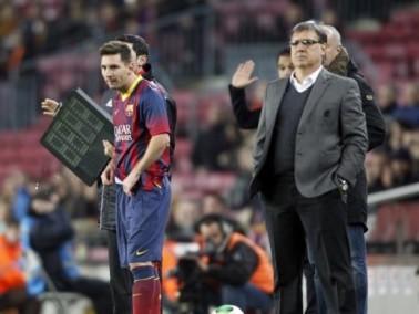 مارتينو: أنا المسؤول عن موسم برشلونة المخيب