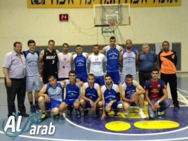 مهرجان كرة السلة ضمن الأسبوع الرياضي السنوي في عرابة