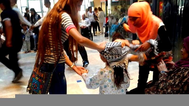 القدس: يوم التراث العربي في مستشفى هداسا