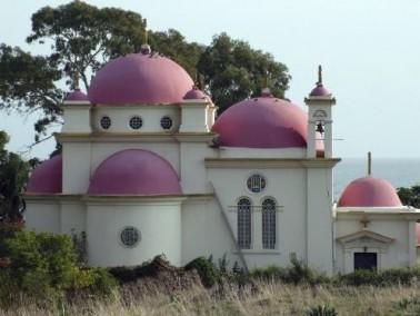 هل تعرفون مدينة كفرناحوم على ساحل طبريا؟