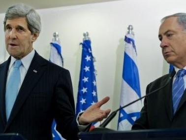 نتنياهو:كيري تعهد بعدم الاعتراف بحكومة التوافق