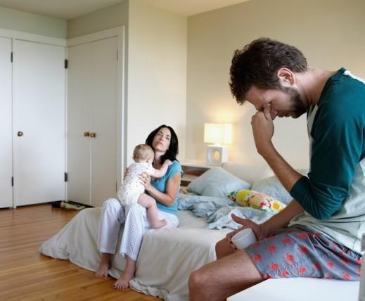 هل أنجبت طفلكما الأول؟ إحذري غيرة زوجك
