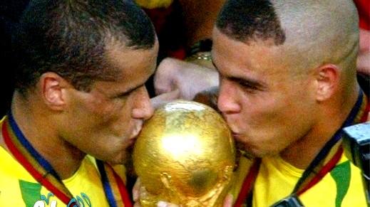 ريفالدو يستبعد فوز البرازيل بالمونديال