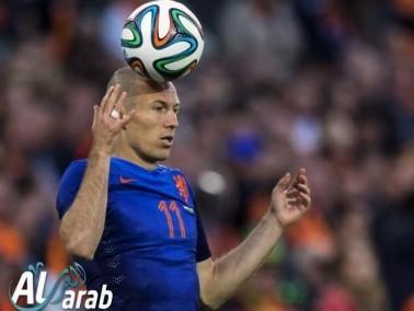 روبن: هولندا غير مستعدة للتيكي تاكا