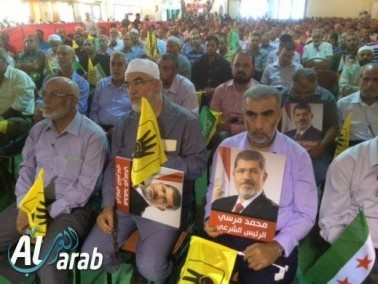 عرعرة: الآلاف يشاركون في أمسية فليسقط رؤساء الدم