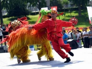 بالصور: يوم التراث الثقافي الصيني في بكين