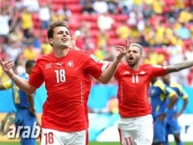 سويسرا تخطف فوزاً ثميناً أمام الإكوادور