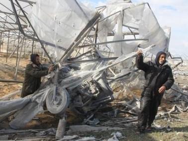 الطيران الاسرائيلي يشن سلسلة غارات على قطاع غزة