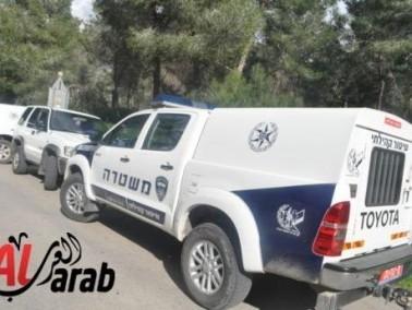 سطو مسلح على سائق من الجليل في مدخل عرابة