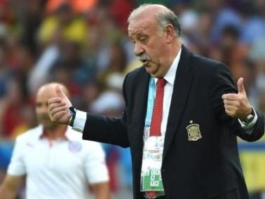 الإتحاد الملكي الإسباني لكرة القدم يدعم ديل بوسكي