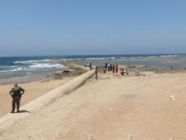 غرق أب وإبنته (7 أعوام) في شاطىء بتل أبيب