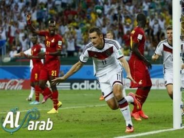 الظاهرة رونالدو يهنيء ظاهرة ألمانيا كلوزه