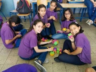 حيفا: بيوم الرياضيات في مدرسة الكرمة