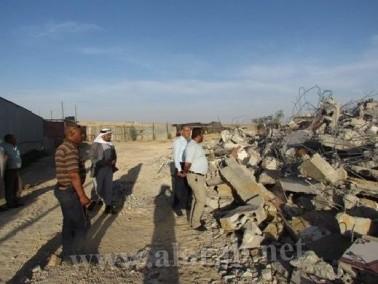 العفو الدولية: تحركوا لوقف هدم القرى البدوية