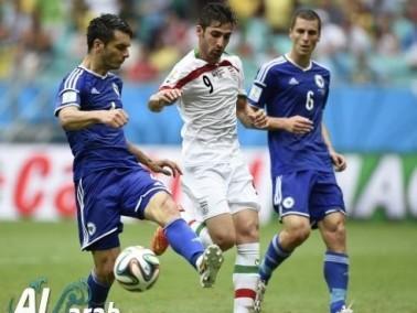 أهداف مباراة ايران والبوسنة 1-3
