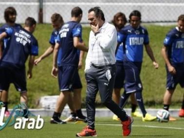 إيموبيلي يلوم جميع لاعبي المنتخب الايطالي بعد الفشل