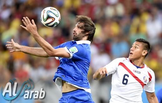 اهداف مباراة منتخب كوستاريكا امام منتخب اليونان في كأس العالم