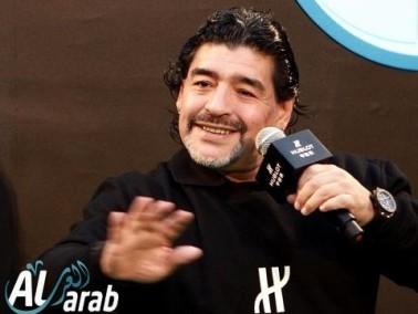 مارادونا: الجزائر أحكمت قبضتها على الألمان