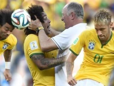 سكولاري يعيد هيكلة المنتخب البرازيلي
