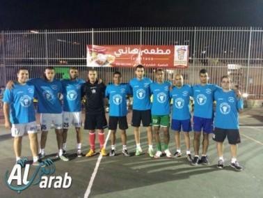 انطلاق دوري رمضان لكرة القدم المصغرة