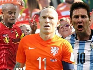 الأرجنتين أمام حاجز بلجيكا وهولندا أمام فخ كوستاريكا