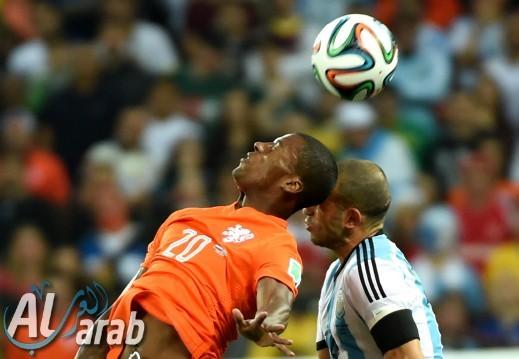 شاهدوا الركلات الترجيحية في مباراة منتخب الارجنتين امام منتخب هولندا