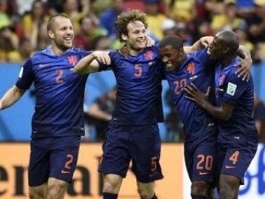 هولندا تعمق جراح البرازيل محرزة المركز الثالث