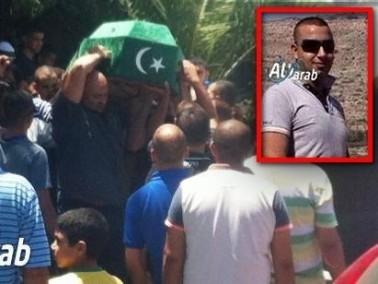 الناصرة: تشييع جثمان الشاب محمد بشر