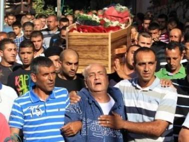 أم الفحم: تشييع جثمان المرحوم محمد عبد الرحمن