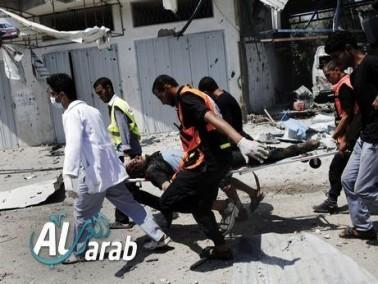 بسملة تنظم حملة تبرع بالدم لأهلنا في غزة