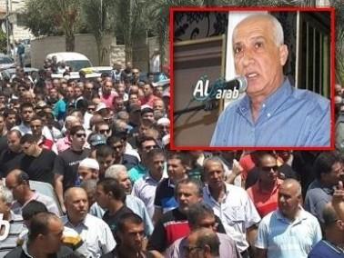 الشعبية في الطيبة تدعو لمظاهرة حاشدة السبت