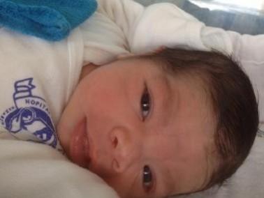 سخنين: المولود الجديد موسى نصير أبو صالح