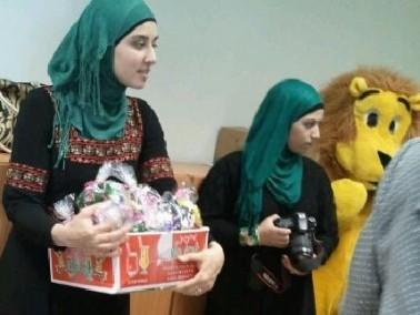 الناصرة:صانعات الحياة تعايد مدرسة كرم الصاحب
